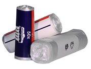 Mikrotenový sáček 49x60 HDPE,10mik,transparentní, 50ks na roli, 40rolí/kart.