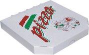 Krabice na pizzu 24x24x3cm 100 ks