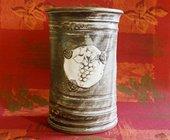 Keramický chladič na víno 13cm, v 20cm